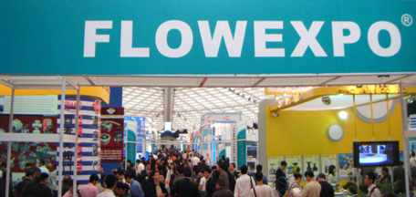 FLOWEXPO 2016, Guangzhou China