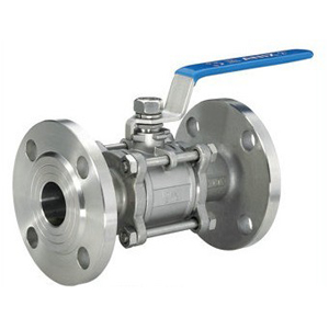 3-PC Ball Valve, WCB, DN25 PN100, Casting
