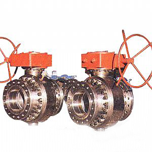 Alloy Steel Floating Ball Valves, 3-PC, PN150