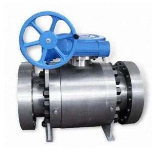 ASTM A105 Ball Valve, Bolted Bonnet, API6D