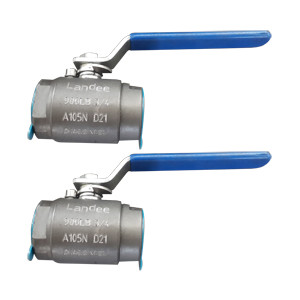 ASTM A105N Ball Valves, BS 5351, 1/2 Inch