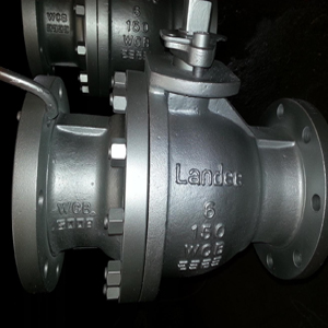 BS 5351 CS Ball Valves, DN200, PN20, WCB