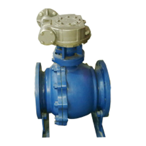 Electrical Floating Ball Valves, 6 Inch