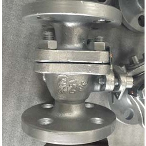 FB Floating Ball Valve, DN20, PN20, WCB