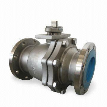 Floating Ball Valves, MSS-SP-72, Gear Op