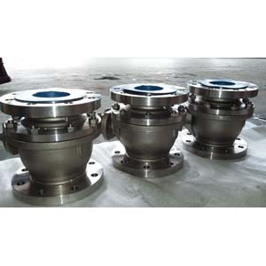 Floating Ball Valves, PN20, DN100, UB6