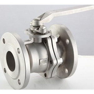 Split Ball Valves, PTFE Seat, 2 Inch, RF