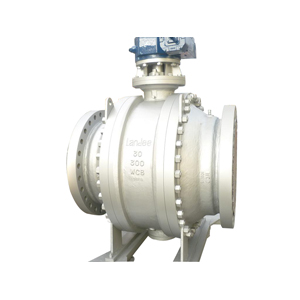 Carbon Steel Trunnion Ball Valves, ASTM A350