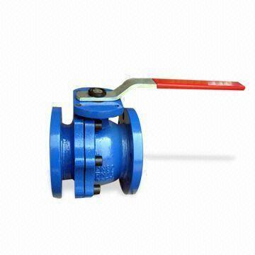Ductile Iron Trunnion Ball Valves, API 598