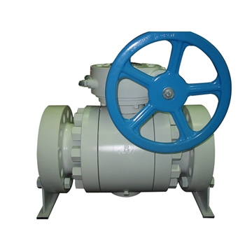 Forged Trunnion Ball Valves, EN 12266