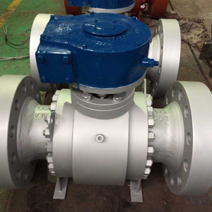Gear Operated Ball Valves, PN250, DN200