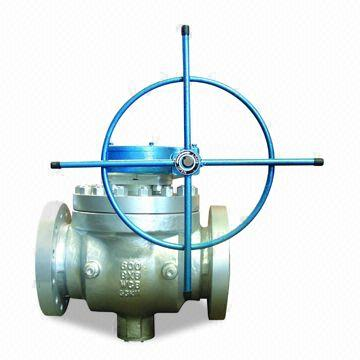 Top Entry Ball Valves, API 6FA, ASTM A105