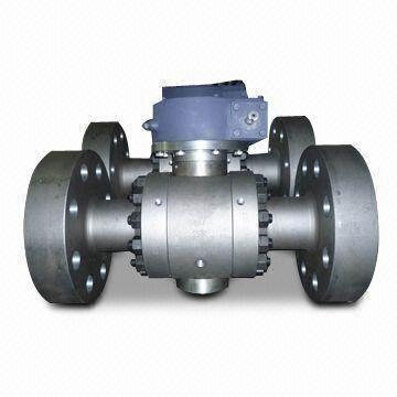 Trunnion Ball Valves, API 6D, ASTM A105