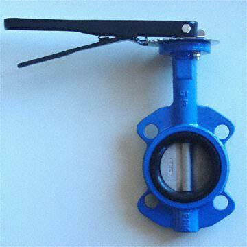 Ductile Iron Butterfly Valves, Wafer, Lug