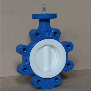Lug Butterfly Valves, DI, 4 Inch, 150 LB
