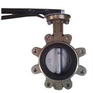 Lug Type Butterfly Valves, C954, 3 Inch