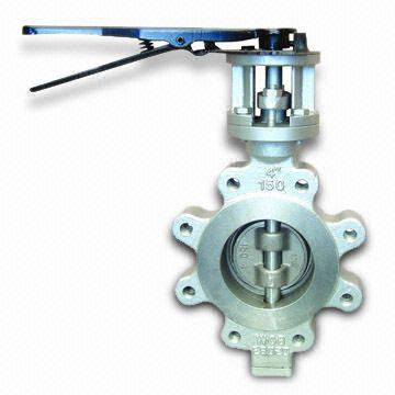 Stainless Steel Butterfly Valves, Wafer, Lug