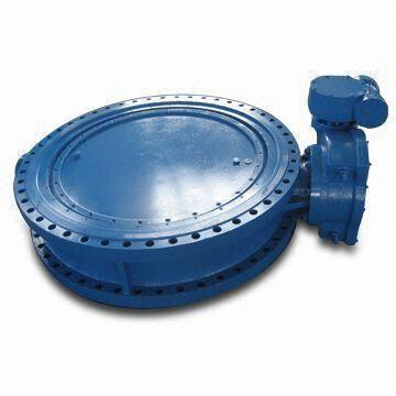 Electric Eccentric Butterfly Valves, 600LB