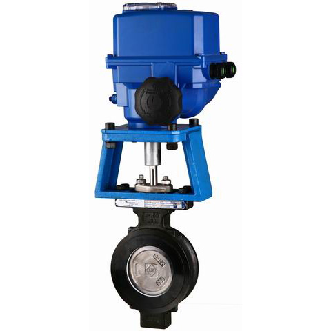 Electrically Control Butterfly Valves