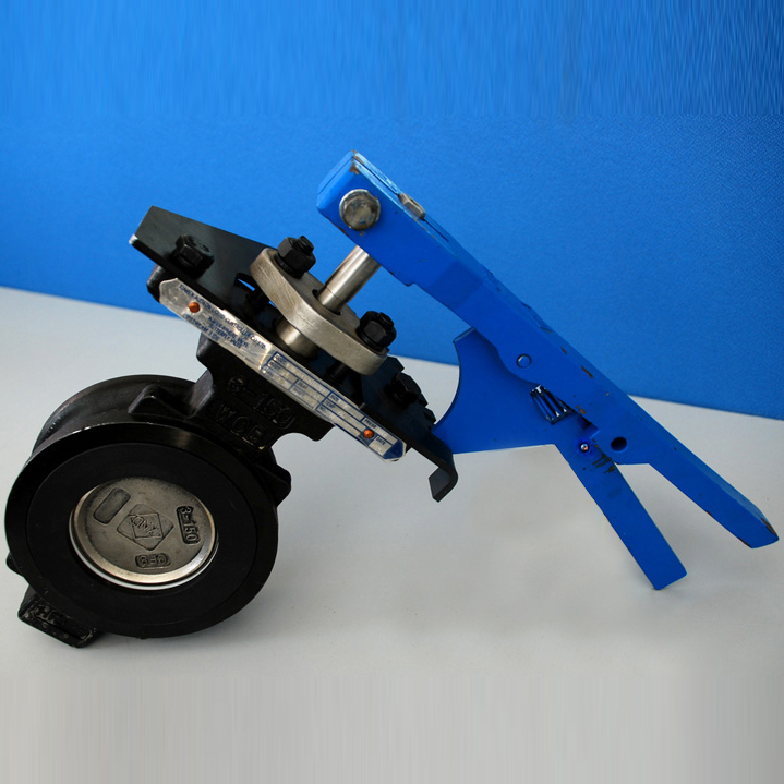 High Pressure Butterfly Valves, 64 Inch