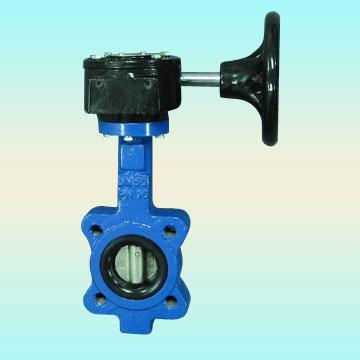 Triple Offset Butterfly Valves, 24 Inch