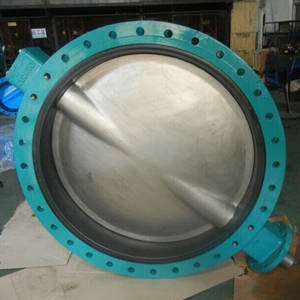 U-section Butterfly Valves, 48 Inch, PN10