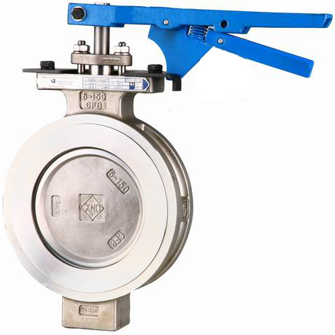 Alloy Steel Butterfly Valves, API 607, 609