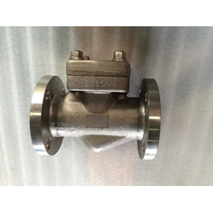 A182 F51 Piston Check Valve, PN 150, DN50