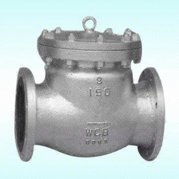 API 594 Swing Check Valves, PN20, WCB