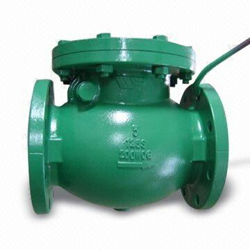 Ductile Iron Swing Check Valves, 125LB