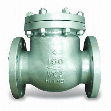 Forged Steel Check Valves, Swing, Flanged