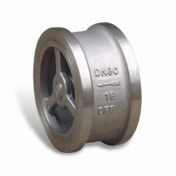 Carbon Steel Wafer Check Valves, 2-48 Inch