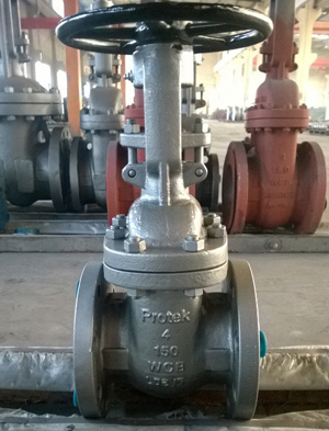 Cast Steel Gate Valves, ASTM A216 WCB