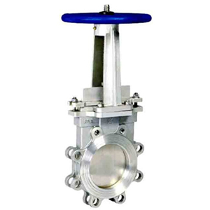 Knife Gate Valves, ASTM A351 CF8M, BB