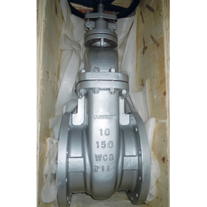 Non-Rising Stem Gate Valves, API 600