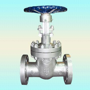 Stainless Steel Gate Valves, DIN 3352
