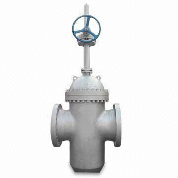 Through Conduit Gate Valves, 2500LB, BW