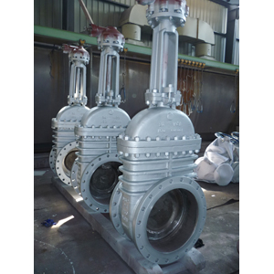 Through Conduit Gate Valves, A216, API 6D