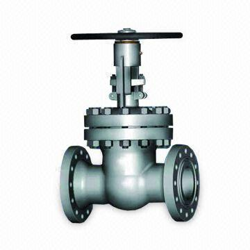 Double Disc Parallel Gate Valves, BB, OS&Y