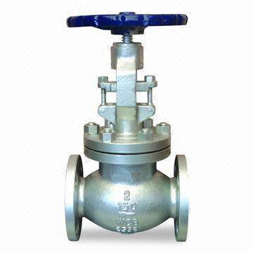 Carbon Steel Globe Valves, 2 Inch