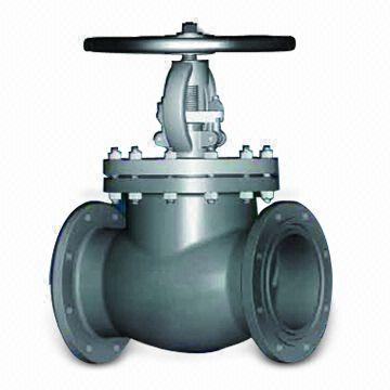Cast Steel Globe Valves, BS 1873, OS&Y