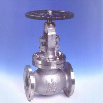 Stainless Steel Globe Valves, Flanged, BW
