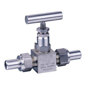 ASTM A182 F316 Needle Valves, 6000PSI