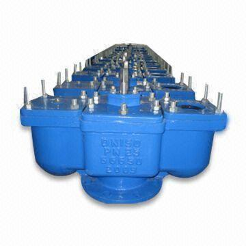 Iron Air Control Valves, DIN 3352, Epoxy