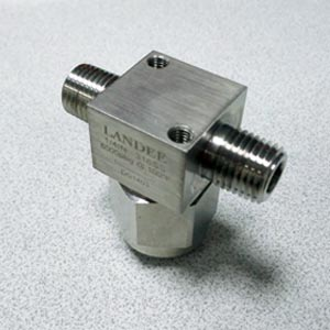 SS316 Inline Filter, 1/4 Inch, NPT Thread