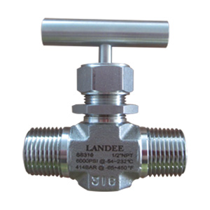 Stainless Steel Needle Valves, AISI 316
