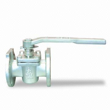 Lubricated Plug Valves, API 6D, Full Bore