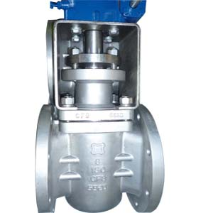 API 6D Sleeved Plug Valves, 150#, RF Ends