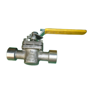 Non-Lubricated Plug Valves, ASTM A494, NPT