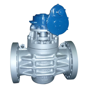 Sleeved Plug Valves, ASTM A216, RF